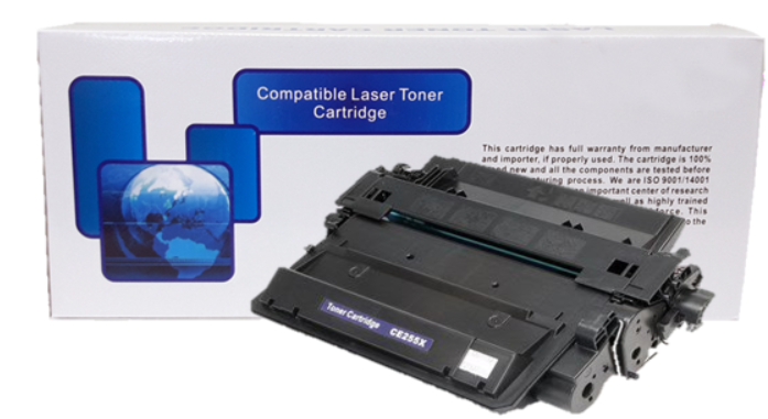 TONER HP 255X 12.5K - (P3015/P3015N/P3015D/P3015D) - COMP BY