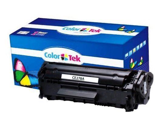 TONER HP 278A 2.1K- (P1566/P1606/P1606N/P1606D) - COLORTEK