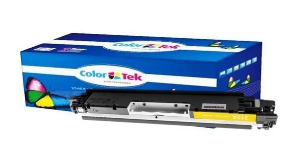 TONER HP 312/130/352A YEL 1K - (CP1020/M176N) - COLORTEK