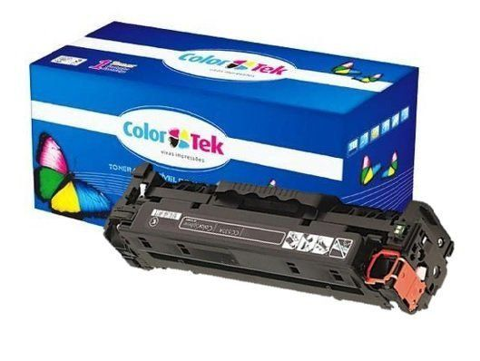 TONER HP CC530A/CE410A/CF380A BK 3.5K - (CP2025) - COLORTEK