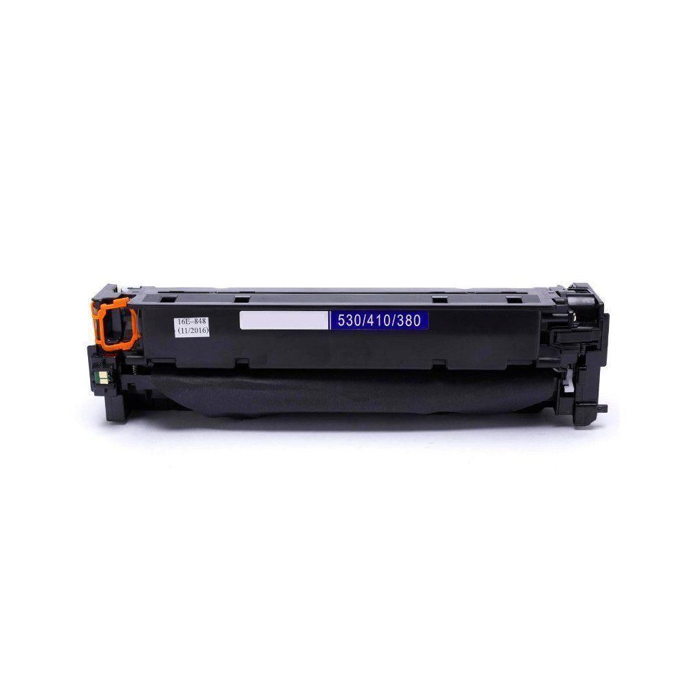 TONER HP 530/CE410/380 BK 3.5K - (CP2025/M351) - PREMIUM
