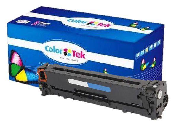 TONER HP 541/CE321A/211 CY 1.5K - (CP1215/1415) - COLORTEK