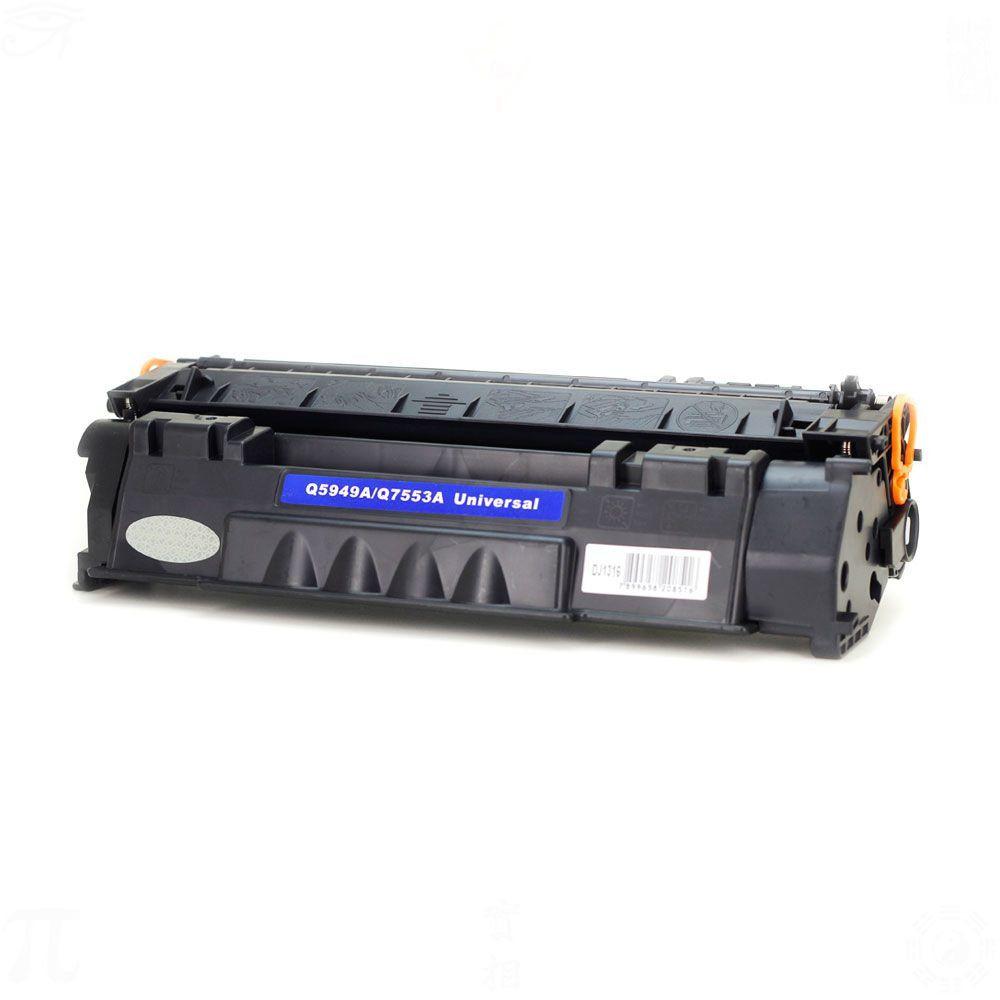 TONER HP 7553/5949A 3K - (P2015/M2727/1160)