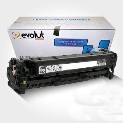 TONER HP CF400X BK 2.8K - (M252DW/M274N/M277DW) - EVOLUT