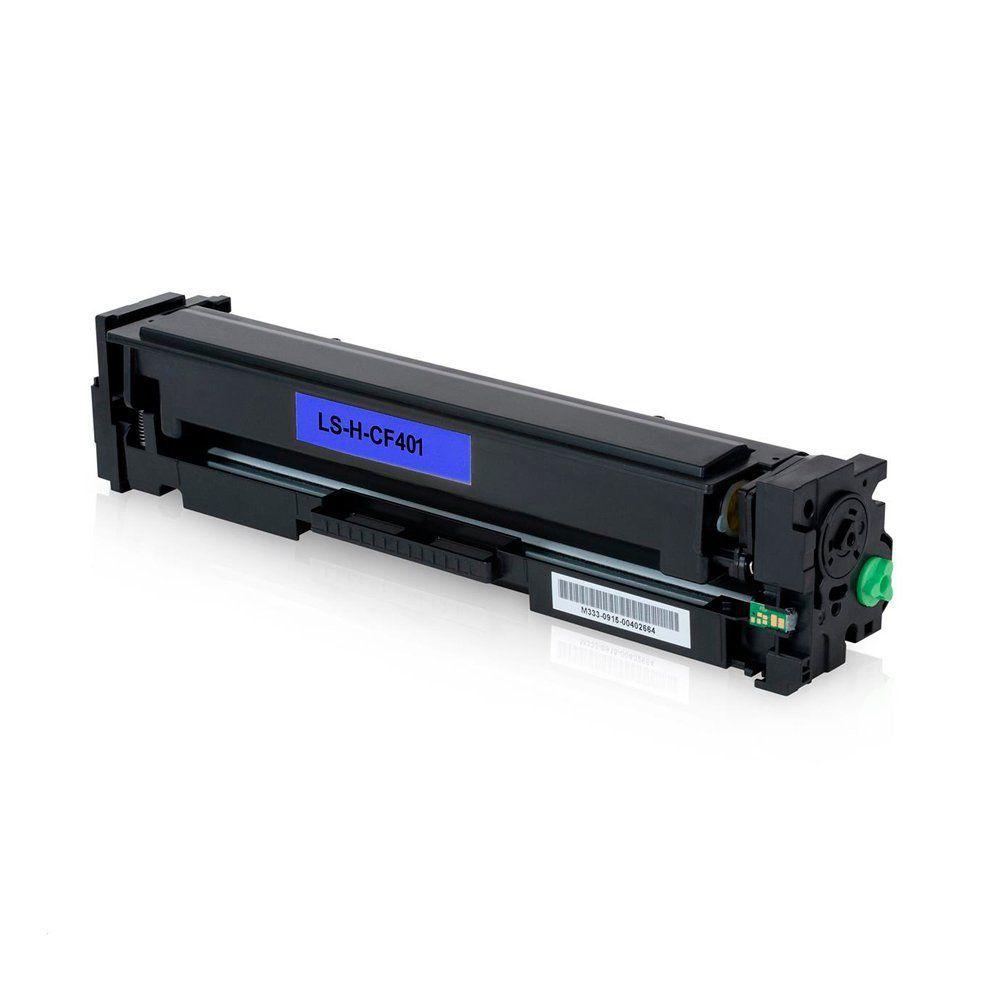 TONER HP CF401A CY 1.3K - (M252DW/M274N/M277DW) - PREMIUM