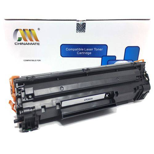 TONER HP CF 283A 1.5K - (M127FN/M127FW/M127/M125) - CHINAMAT