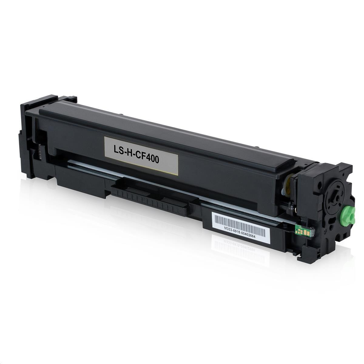 TONER HP CF 400A BK 1.5K - (M252DW/M274N/M277DW) - COLORTEK
