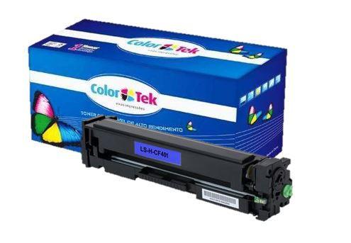 TONER HP CF 401A CY 1.3K - (M252DW/M274N/M277DW) - COLORTEK
