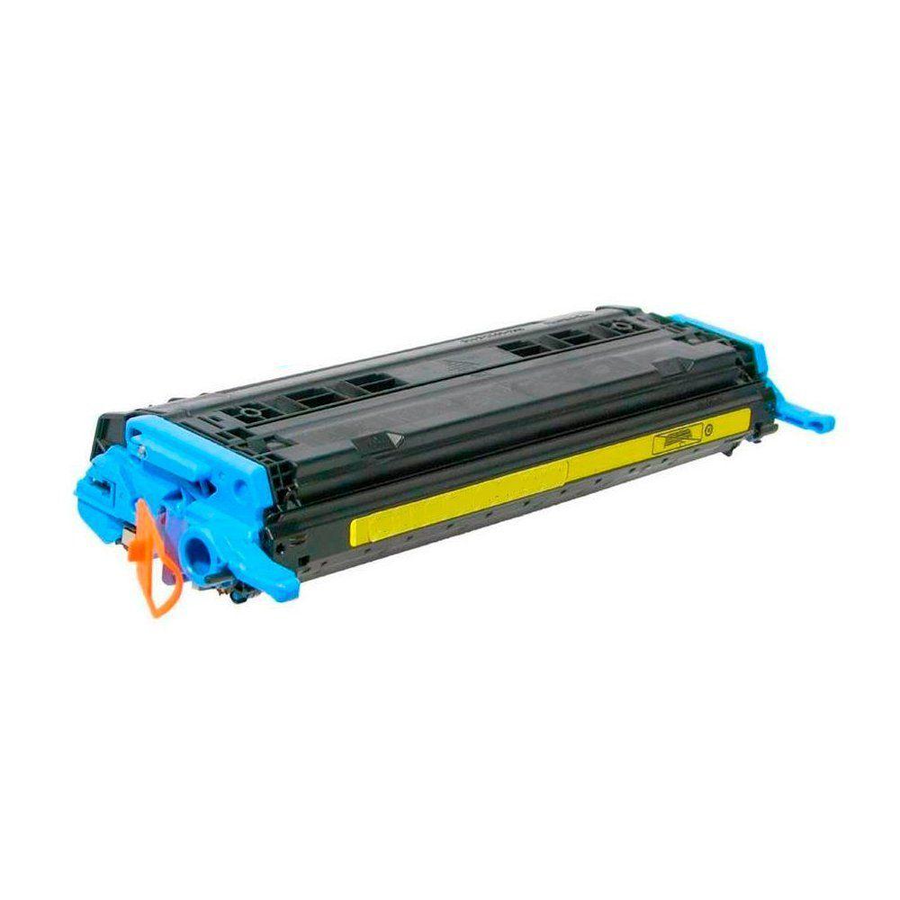 TONER HP Q6002 YEL 2K  - (1600/2600/CM1015) - COMP