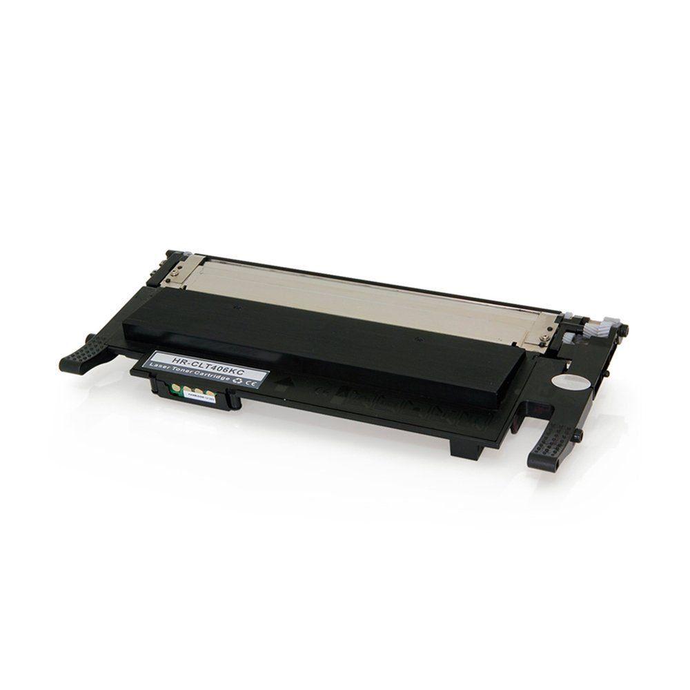 TONER SAMSUNG K406 BK 1.5K - (CLP365/366/CLX3306) - COMP