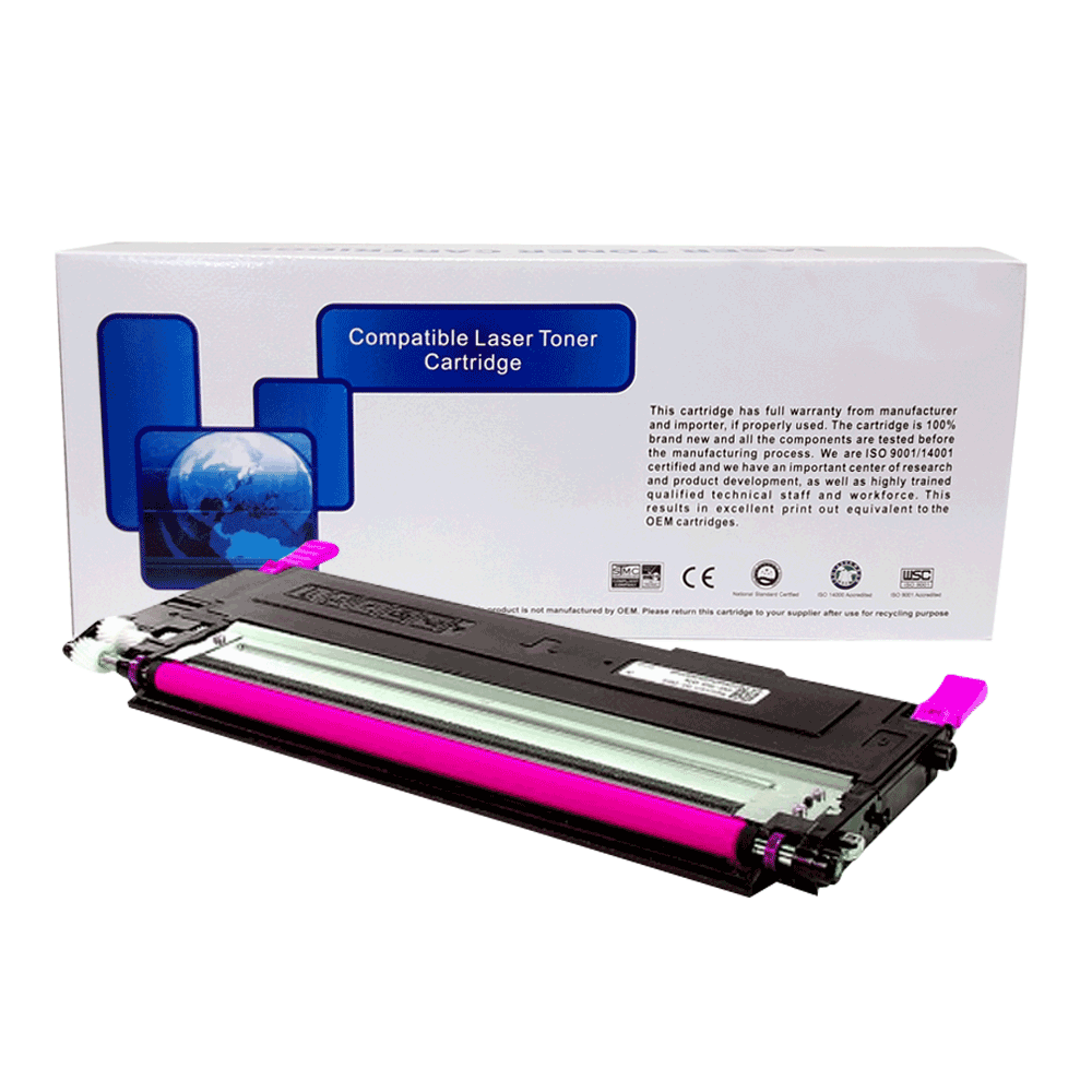 TONER SAMSUNG K409S MAG 1K -(CLP315/310/CLX3175) - COMP BY