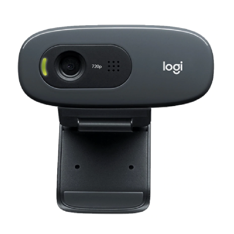 WEBCAM 720P C270 3MP PRETO 960-000694 - LOGITECH