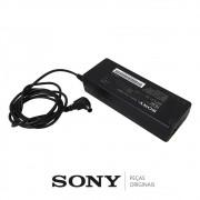 Adaptador Fonte Externa ACDP-060S01 19,5V com Cabo de Força para TV Sony KDL-40R355B