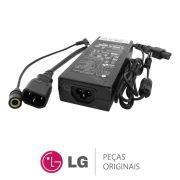 Adaptador Fonte Externa PA-1820-01LG-LF 24V / 3.4A para TV LG 22LE6500, 26LE6500