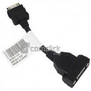 Adaptador para Cabo de Sinal DB-15 (VGA)  para TV LED e Projetor Samsung