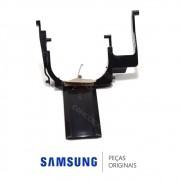 Alavanca do Dispenser de Gelo da Porta do Freezer para Refrigerador Samsung RS27KGRS