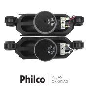 Alto Falante 8ohm 10w (Par) Tv Philco PH43N91DSGWA PH43N91DSGW
