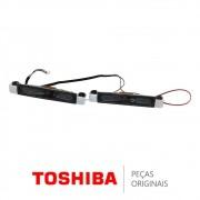 Alto Falante (PAR) 6OHM 12W para TV Semp Toshiba 32L2400