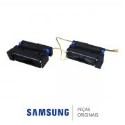 Alto Falante (PAR) BN98-05998A TV Samsung UN43J5000AG, UN43J5200AG, UN48J5000AG, UN48J5200AG