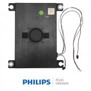 Alto Falante Subwoofer 17OHM 14W para TV Philips 47PFL8606D
