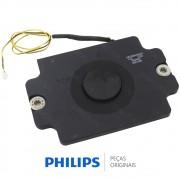 Alto Falante Subwoofer 4 OHM 12W para TV Philips 42PFL7007G/78 e 47PFL7007G/78