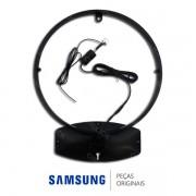 Antena AM/FM para Mini System Samsung MX-E650, MX-E750, MX-F630, MX-F730, MX-F830, MX-F850, MX-F870