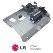 Barra de Terminais / Borne Condensadora 6640A30004F Ar Condicionado LG A5UQ48GFA0, ARUN60GS2A