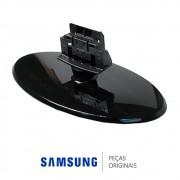 Base Completa com Pino Superior TV Samsung LN26R71BAX, LN26R71BC, LN26R71BX, LN32R71BAX, LN32R71BC