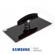 Base Completa Retangular de Vidro Temperado para TV Samsung UN40B6000VM