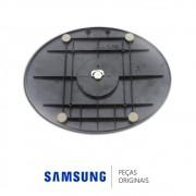 Base Inferior Circular Preta para Monitor Samsung 732NPLUS, 732NW, 732NWPLUS, PO17PENSFR