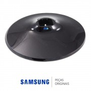 Base Inferior Circular Preta para Monitor Samsung S19C300F, S20C300FL, S19C301