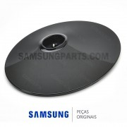Base Inferior Circular Preta para Monitor Samsung S22A300B, LB2230, B2230, BX2231, T22A300