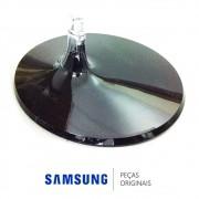 Base Inferior Oval Preta para Monitor Samsung T27B350LB