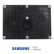 Base Retangular Preta para Monitor / TV Samsung T23D310LH, T28D310LH