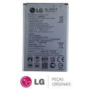 Bateria 3.8V 2.5AH 2410MAH BL-45F1F Celular / Smartphone LG K4, LG K8 NOVO, LG K9
