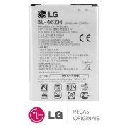 Bateria BL-46ZH 3,85V 2AH 2045mAH Celular / Smartphone LG K8 LGK350DS