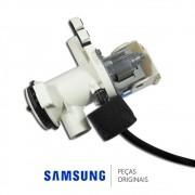 Bomba de Drenagem 110V para Lavadora e Lava e Seca Samsung Diversos Modelos