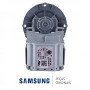 Bomba de Drenagem B30-3A01 110V 60Hz 0,65A DC31-00181C / DC31-00030J Lava e Seca Samsung WD0854W8N1