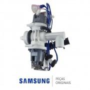 Bomba de Drenagem Completa 110V DC97-15412R Lava e Seca Samsung WD136UVHJWD