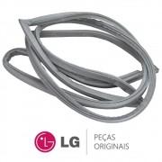 Borracha da Porta / Gaxeta Refrigerador LG GR-B501GLQ, GR-B507GSQ, GR-S501GLP, GR-S507GSP1