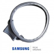 Borracha da Porta / Guarnição / Gaxeta para Lava e Seca Samsung WD136UVHJWD e WD136UVHJWDF