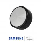 Botão Central do Painel para Lavadora e Lava e Seca e Lavadora Samsung Diversos Modelos