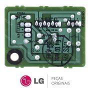 Botão Liga / Desliga com Sensor IR da Evaporadora EBR63876901 Ar Condicionado LG ASNW092HDW0