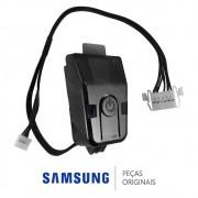 Botão Power (Liga/Desliga) com Placa IR J4003 BN41-02398A TV Samsung HG32NE595JGXZD, UN32J4300AGXZD