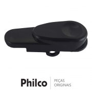 Botão Reservatório de Pó 770305 Aspirador de Pó Philco BAS1000V BRD700
