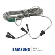 Cabo da Caixa de Som Central 3Mt Home Theater Samsung HT-E3500, HT-E4500K, HT-E4530K, HT-E550K