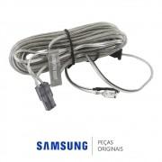 Cabo da Caixa de Som Traseira Direita 7,2Mt Home Theater Samsung HT-E3500, HT-E4500K, HT-E4530K