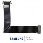 Cabo Flat LVDS para TV e Monitor LFD Samsung UN32D5000PG, UN32D5500RG, UN32D5800VG e UN32EH5300G