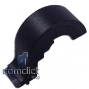 Capa da Dobradiça Esquerda Preta para Netbook Samsung NP-N150