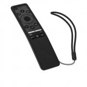 Capa de Proteção Preto Controle Remoto TV Samsung QN49Q60RAG UN40K6500AG UN50MU6100G UN58MU6120G